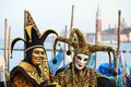 Carneval mask in Venice - Venetian Costume - PhotoDune Item for Sale