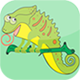 Chameleon Slide Puzzle - HTML5 Game - CodeCanyon Item for Sale