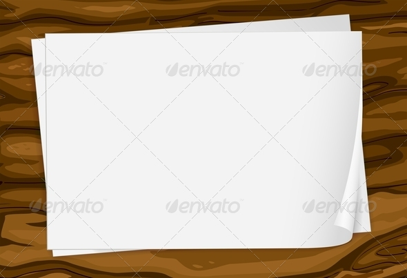 GraphicRiver Empty Sheets of Paper 7944772