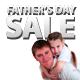 Fathers Day Sale Facebook Covers Banner - GraphicRiver Item for Sale
