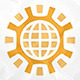 World Sun Logo - GraphicRiver Item for Sale