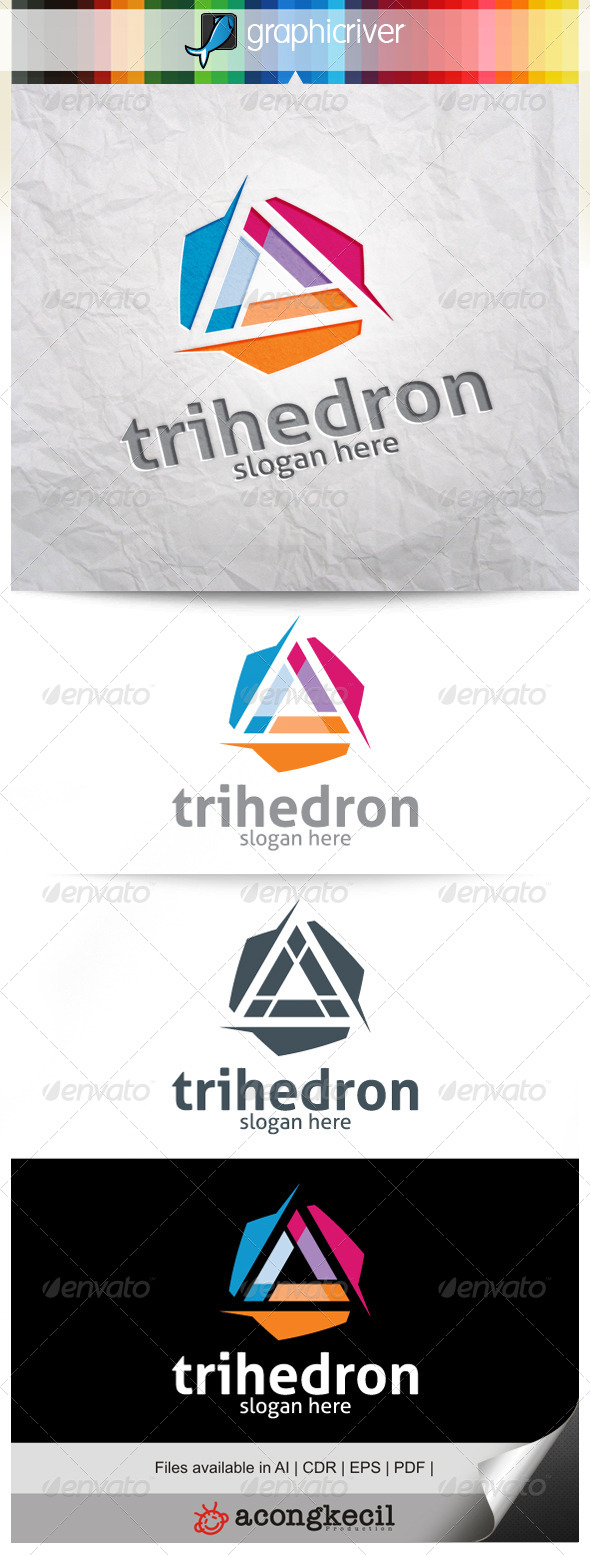 GraphicRiver Triangle V.3 7946562