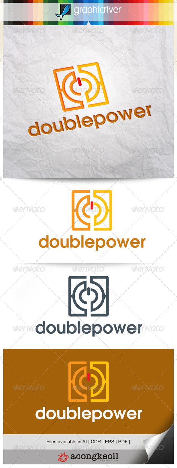 GraphicRiver Double Power V.4 7946587