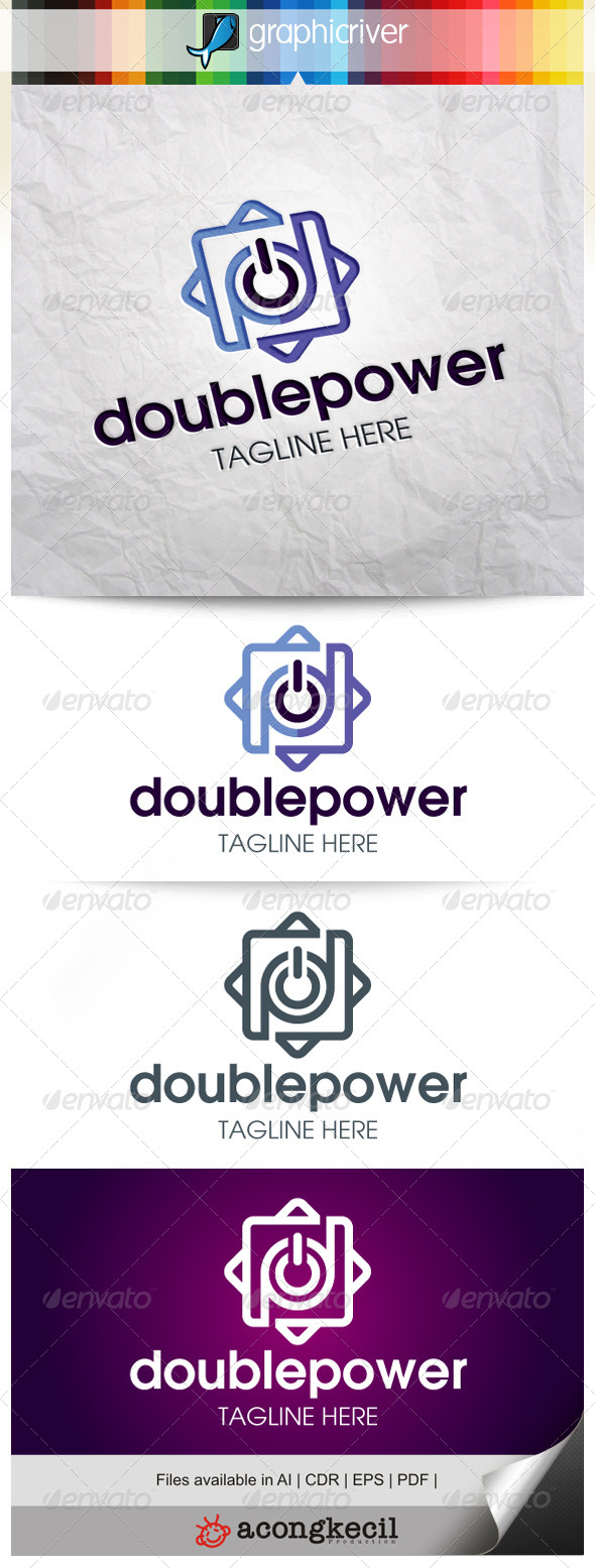 GraphicRiver Double Power V.5 7946588