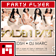 Modern Party Flyer - Vol.4 - GraphicRiver Item for Sale