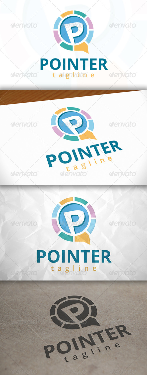 GraphicRiver Point Logo 7946897