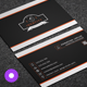 Minimal Business Card 030 - GraphicRiver Item for Sale