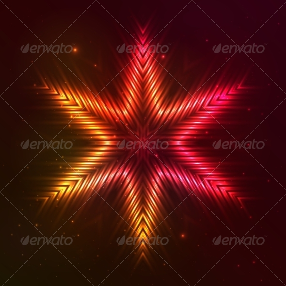 GraphicRiver Red Star 7947070