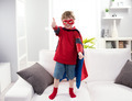 Superhero boy thumb up - PhotoDune Item for Sale