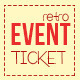 Multipurpose Retro Ticket 03 - GraphicRiver Item for Sale
