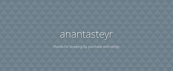 anantasteyr