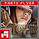 Modern Party Flyer - Vol.5 - GraphicRiver Item for Sale