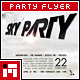 White Party Flyer - Vol.1 - GraphicRiver Item for Sale