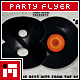 Retro Party Flyer - Vol.1 - GraphicRiver Item for Sale