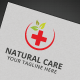 Natural Care Logo - GraphicRiver Item for Sale