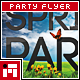 Spring Party Flyer - Vol.2 - GraphicRiver Item for Sale
