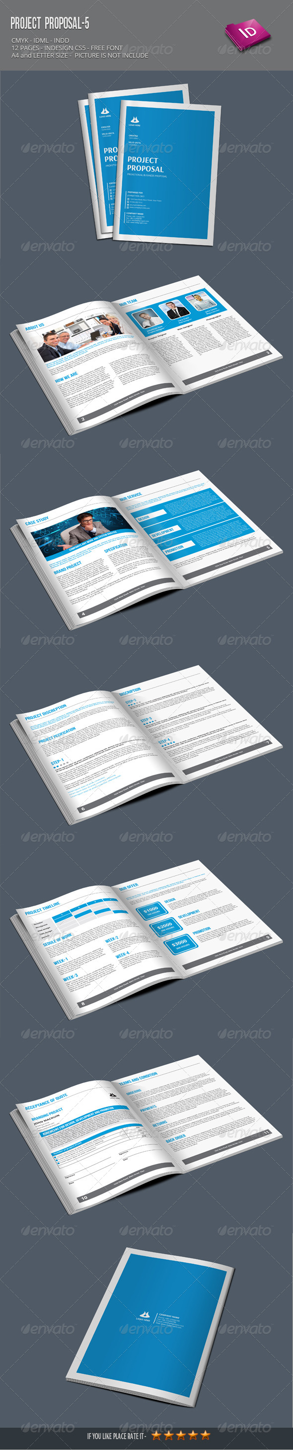 GraphicRiver Project Proposal-5 7951190