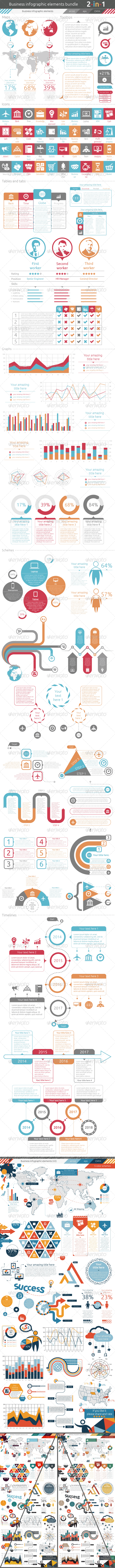GraphicRiver Business Bundle 7951308