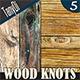 Wood Knots Textures - GraphicRiver Item for Sale