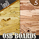 OSB Oriented Strand Boards - GraphicRiver Item for Sale