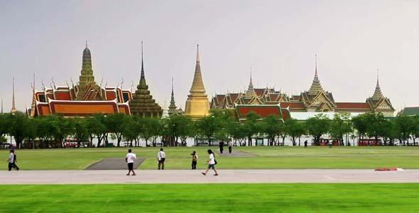 Grand Palace Bangkok Thailand 1