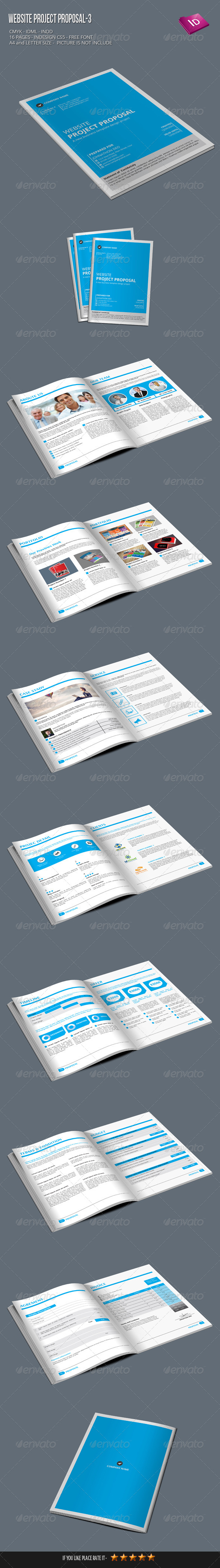 GraphicRiver Website Project Proposal-3 7952394