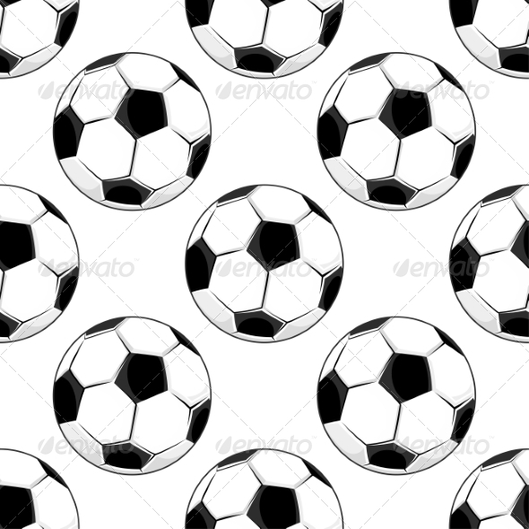 GraphicRiver Soccer Ball Background 7952646