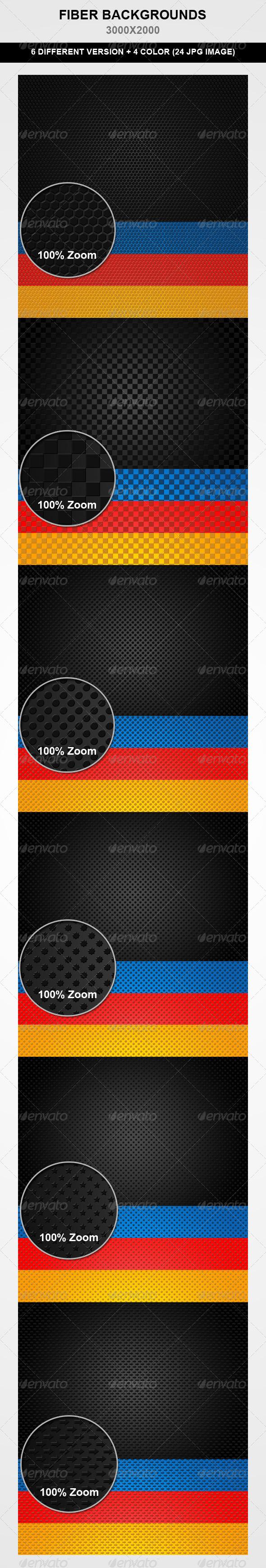 GraphicRiver Fiber Backgrounds 7952670