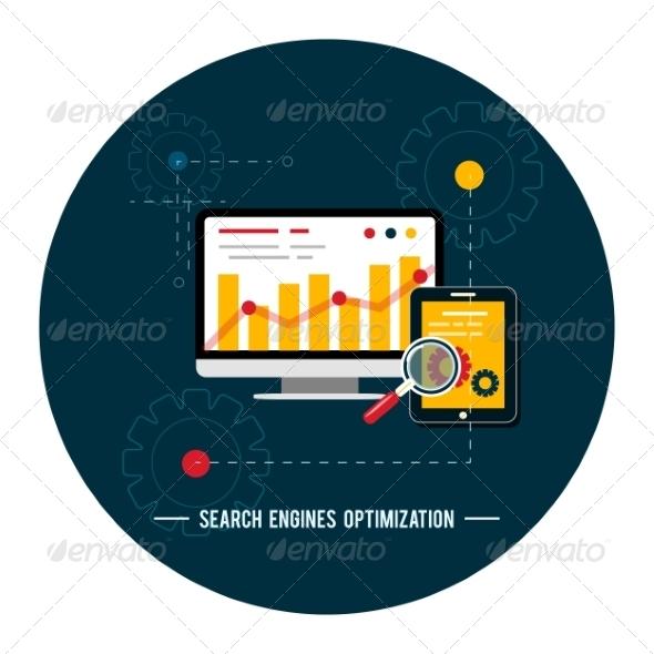 GraphicRiver Seo Optimization Programming Process 7952824