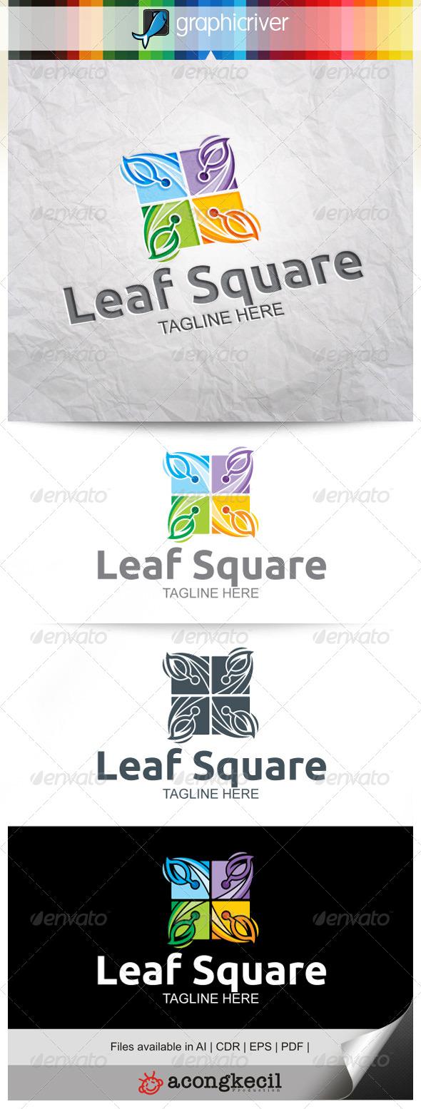 GraphicRiver Leaf Square V.5 7954178