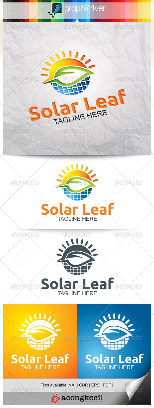 GraphicRiver Solar Leaf V.2 7954182