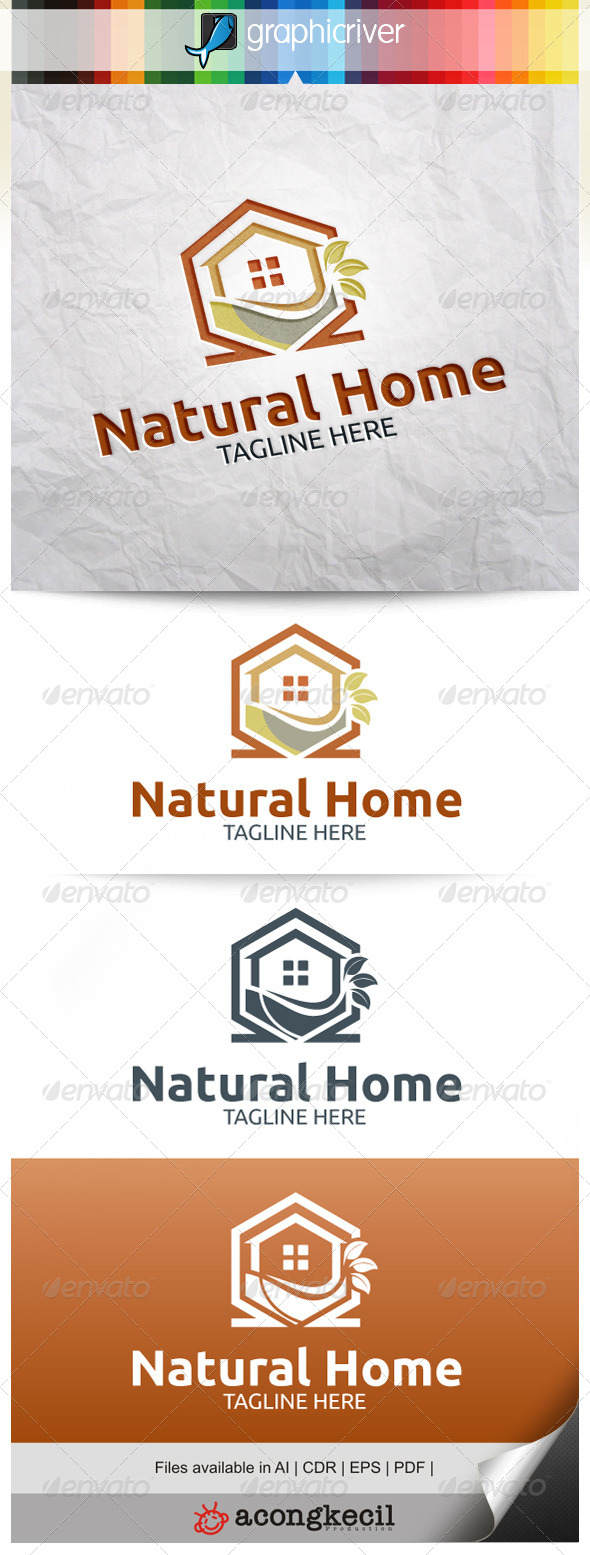 GraphicRiver Natural Home V.2 7954184
