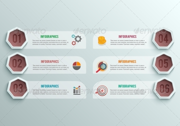 GraphicRiver Business Infographics Banners 7954552