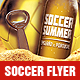 Soccer Summer Flyer Template - GraphicRiver Item for Sale