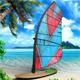 Realistic Windsurf Mock Up  - GraphicRiver Item for Sale