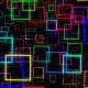VJ Colorful Rectangles Flow 1 - VideoHive Item for Sale