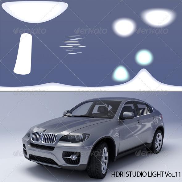 HDRI_Light_11 - 3DOcean Item for Sale