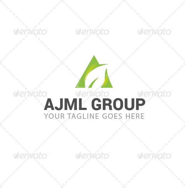 GraphicRiver Aleaf Logo 7956773