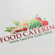 Food Catering Logo - GraphicRiver Item for Sale