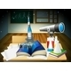 Laboratory Room with a Book and Equipment - GraphicRiver Item for Sale