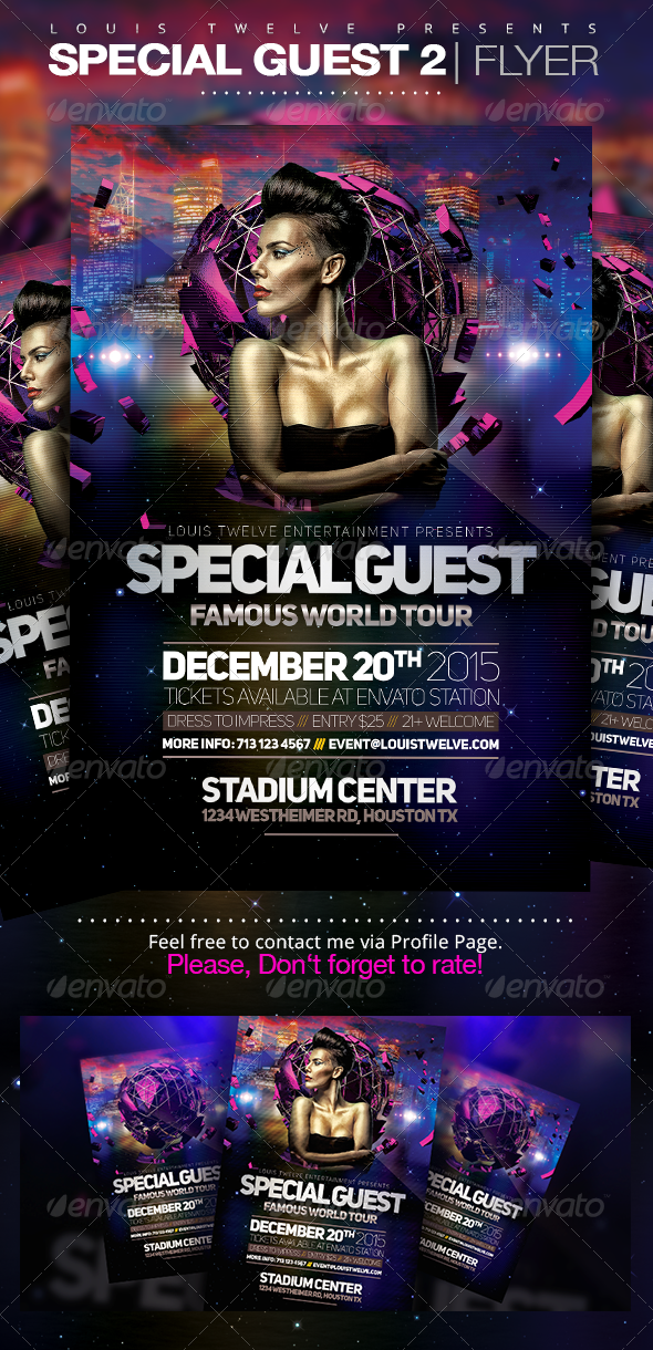 Party Brochure Template 25 Free Photoshop Party Flyer Templates