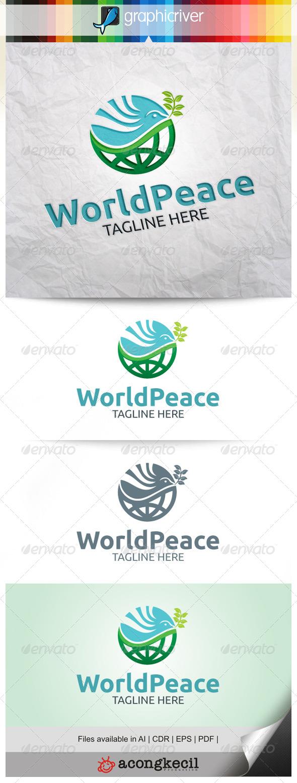 GraphicRiver World Peace V.1 7957269