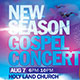 New Season Church Flyer Template - GraphicRiver Item for Sale