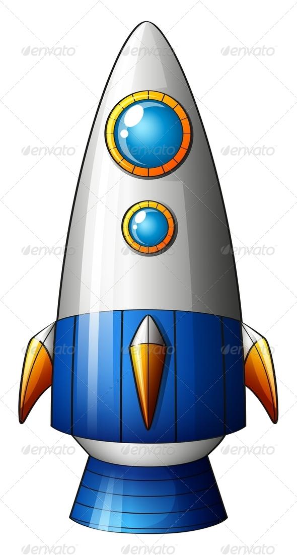 GraphicRiver Deadly Rocket 7957590