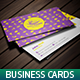 Fast Food Business Cards Templates - GraphicRiver Item for Sale