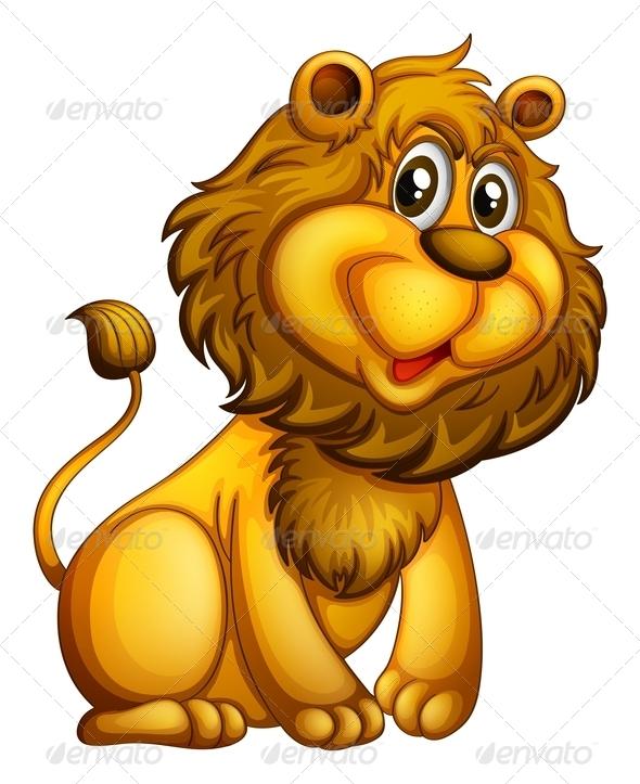 GraphicRiver Lion 7958192