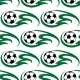 Soccer Ball Seamless Pattern - GraphicRiver Item for Sale