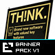 Rollup / Banner Advertising Pack v1 - GraphicRiver Item for Sale