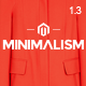 Minimalism - Responsive Magento Theme - ThemeForest Item for Sale