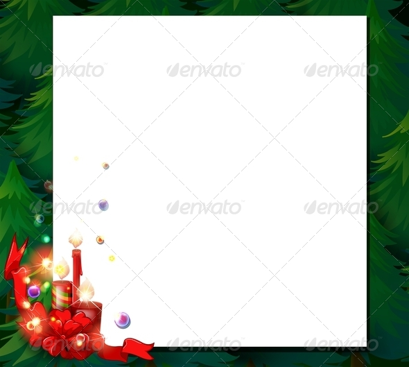 GraphicRiver Christmas Card Template 7959612